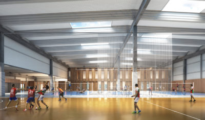 Restructuration et réalisation d'un complexe instruction et multisports à Toulouse