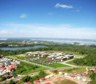 Construction d'opération et construction d'un Centre hospitalier pluridisciplinaire