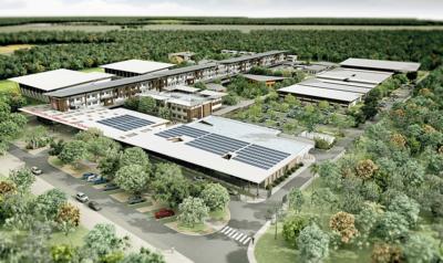 Programmation architecturale pour la construction de la Cité Scolaire de Saint-Georges