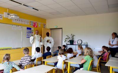Construction du groupe scolaire Saint Théodoric Balat, programmation architecturale et conduite d'opération