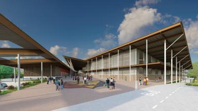 Programmation architecturale pour la construction du lycée de Maripasoula