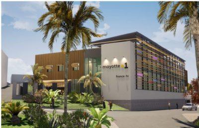 Programmation architecturale et conduite d'opération pour la construction du nouveau siège de Mayotte 1ere