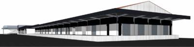 Programmation architecturale et conduite d'opération pour travaux de requalification des bâtiments agroalimentaires à Toulouse