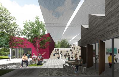 Programmation architecturale pour la reconstruction du Lycée franco-péruvien de Lima