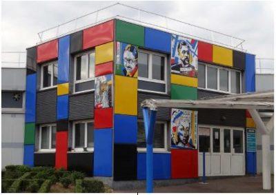 Restructuration, mandat et maîtrise d'ouvrage déléguée pour la restructuration partielle des ateliers du Lycée Pierre Mendes Frandce à Villiers-le-Bel