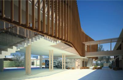 Programmation architecturale pour la restructuration immobilière du lycée français de Djibouti