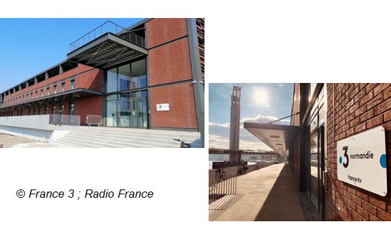 Nouvelle Antenne France 3 Normandie
